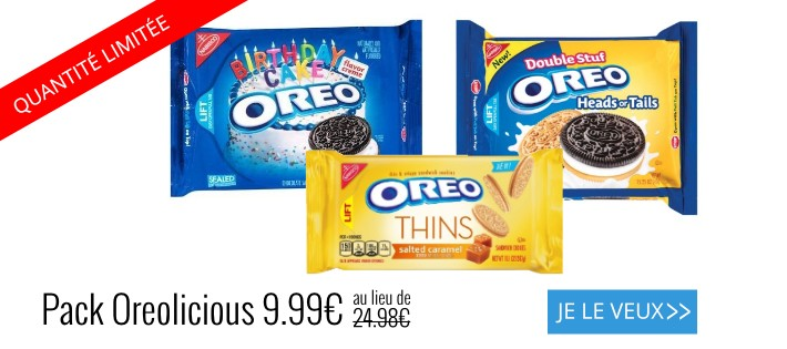 pack oreolicious