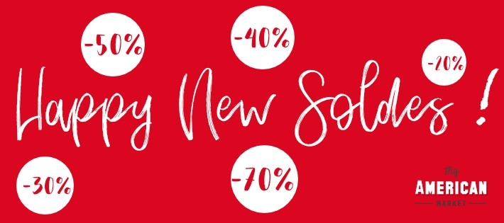 Happy new soldes