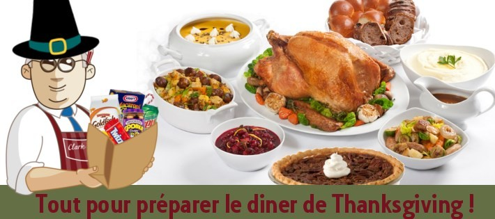 Thanksgiving en France
